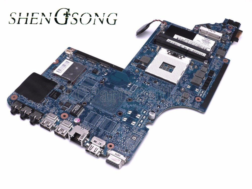 665990-001 for HP DV7-6000 laptop motherboard 665990-001 for HP DV7 6000 100% Tested and guaranteed in good working condition!! цена