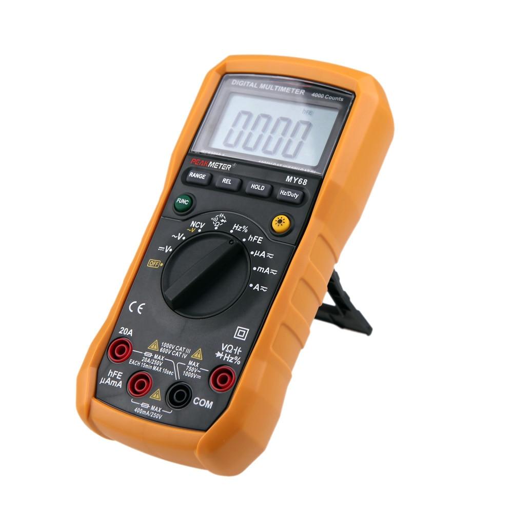 Product Digital Multimeter : Aliexpress buy peakmeter my digital multimeter