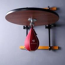 Профессиональный фитнес-Бокс груша скоростной мяч поворотный боксерский мешок базовый аксессуар Pera Boxeo тренировочное боксерское оборудование