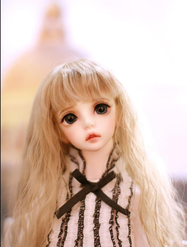 SuDoll BJD Poupée 1/3 Classique Fille livraison yeux poupée Belle Fille
