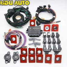 Auto-Parking-Assist Pla-Upgrade Octavia Skoda Front Rear OPS And A5 12K USE Fit-For