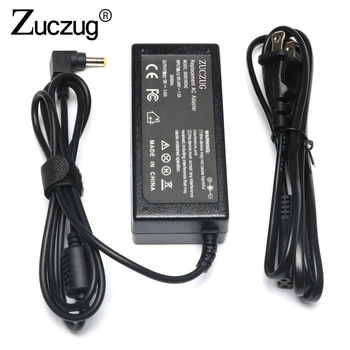 Universal Power Supply Adapter 19V 3.42A Laptop Charger AC Adapter Power Supply DC 19 V Volt EU Plug US Charger Notebook