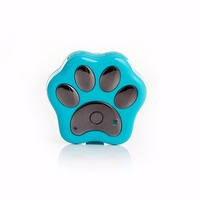 Waterproof gps pets tracker V30 anti theft dog cat GSM GPS phone real time tracking alarm monitor device global GPS location