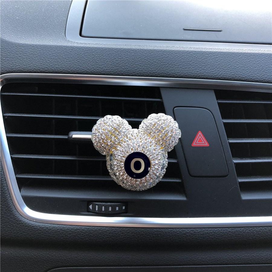 Hazy beauty Car логотипі жоғары сәнді Авто - Автокөліктің ішкі керек-жарақтары - фото 5