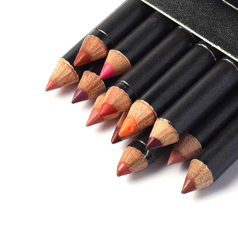 4 cái/lốc Pudaier Matte Liquid Lipstick & Bền màu Matte Môi Nude Sắc Tố Môi IMagic Đỏ môi Baton son môi Bộ