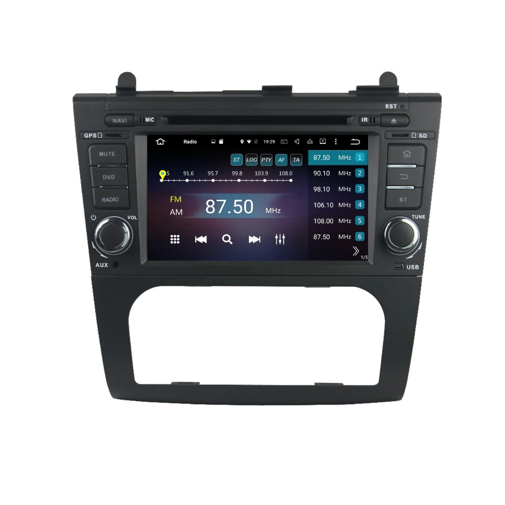 octa core 7 android 6 0 car radio dvd gps for nissan. Black Bedroom Furniture Sets. Home Design Ideas