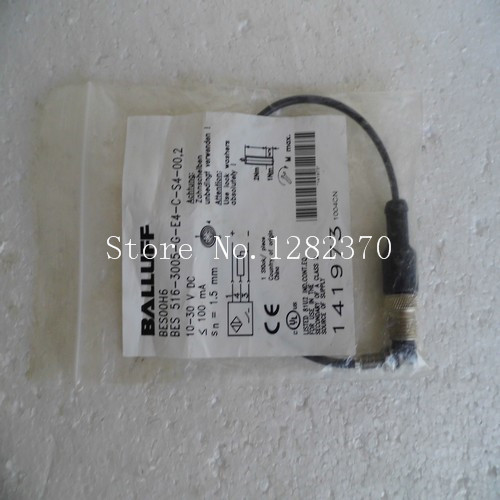 все цены на New original authentic BALLUFF sensor BES 516-3005-G-E4-C-S4-00,2 spot --2PCS/LOT онлайн