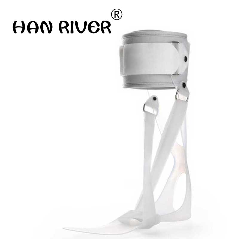 Foot drop orthoses Ankle foot corrective shoes foot orthotics hemiplegia rehabilitation equipment with a full plate