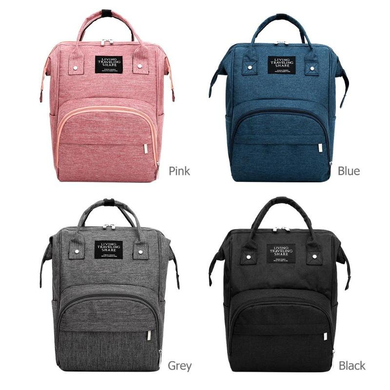 Baby Diaper Bag Backpack Multifunctional Waterproof Maternity Nappy Bags Mommy Travel Backpack Stroller Bag Baby Nappy Care