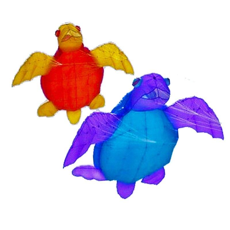 Новое поступление 3D высокое качество 1,5 м нейлон CLOTHE мощность черепаха WINDSOCKS для пилота/надувные воздушные змеи хороший Летающий Кайт фести