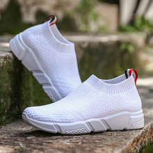 Athletic Sneakers For Women Breathable Mesh Super Light Shoes