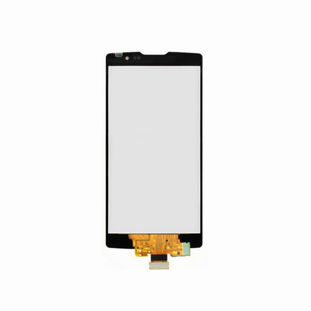 Para lg spirit h440 h440y h440n h442 c70 pantalla táctil + sensor Asamblea Digitalizador Pantalla LCD de Pantalla táctil lente de vidrio en negro