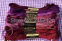 8 7 Yard Embroidery Thread Cross Stitch Thread Floss CXC Similar DMC 447 Colors