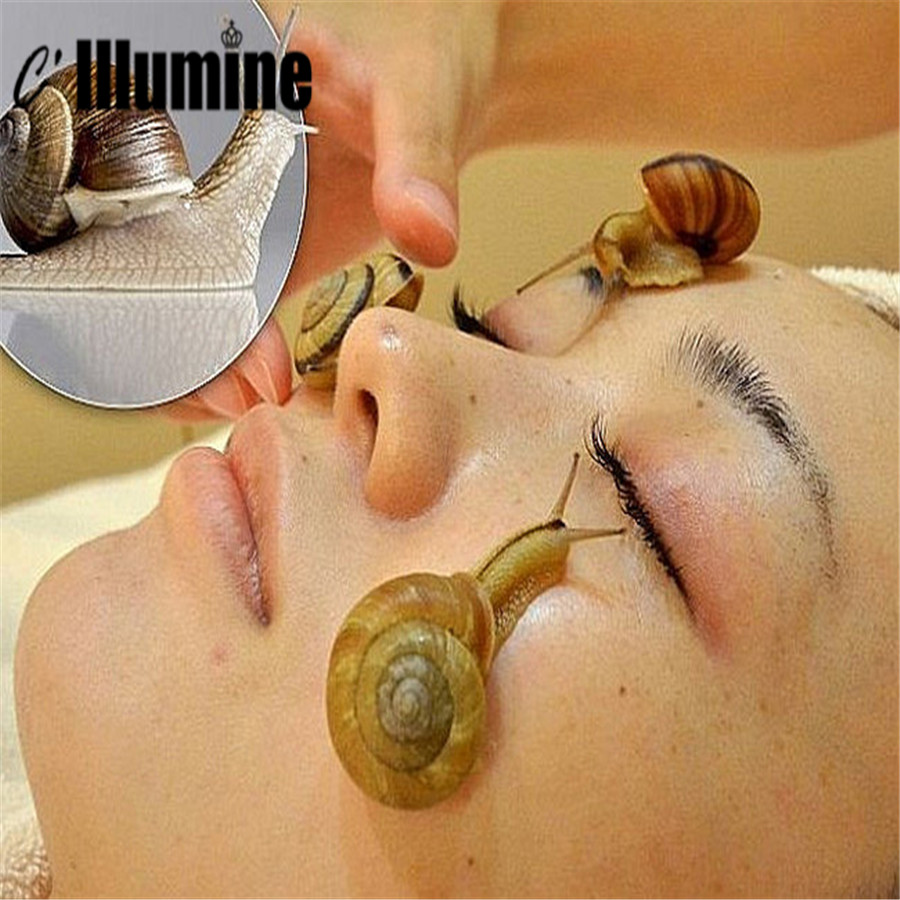 100g Pure Snail  Slime Mucus Same As Snail Crawling On The Face Treatment Beauty Salon Equipment
