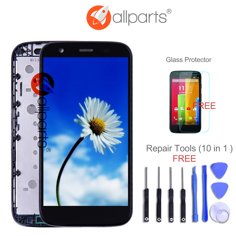 Original 4,5 1280x720 LCD Für Motorola Moto G LCD Display Touch ...