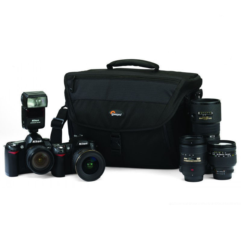 Heißer Verkauf Echtes Lowepro Nova 200 AW (Schwarz) Einzelnen Schulter Tasche Kamera Tasche Kamera Tasche Zu Nehmen Abdeckung-in Kamera/Video Taschen aus Verbraucherelektronik bei AliExpress - 11.11_Doppel-11Tag der Singles 1