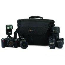 Venda quente genuíno lowepro nova 200 aw (preto) saco da câmera saco de ombro único para tomar cobertura