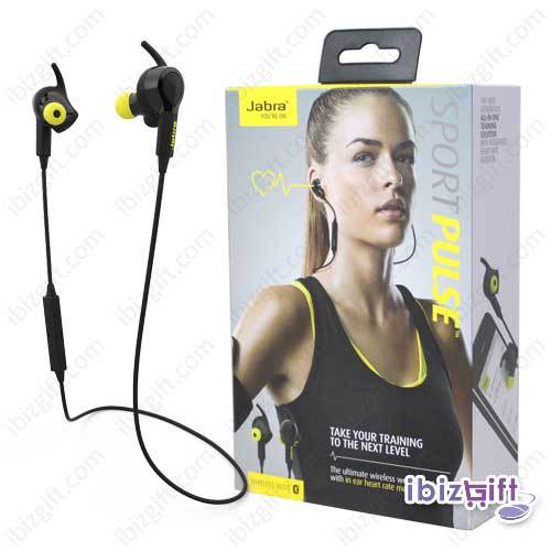 74080689e48 Special Price: Original NEW JABRA sport pulse wireless w/ in-ear built-in  Heart Rate Monitor Bluetooth Black Gym Exercice