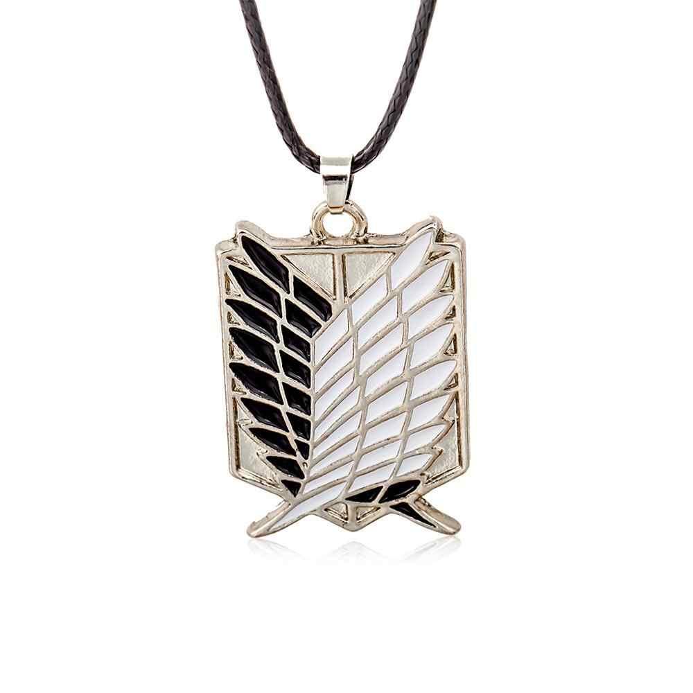 男性chokerネックレスステンレス鋼ヴィンテージゴシックフェザー天使の翼ペンダントシルバートーンchockers kettingenジュエリー