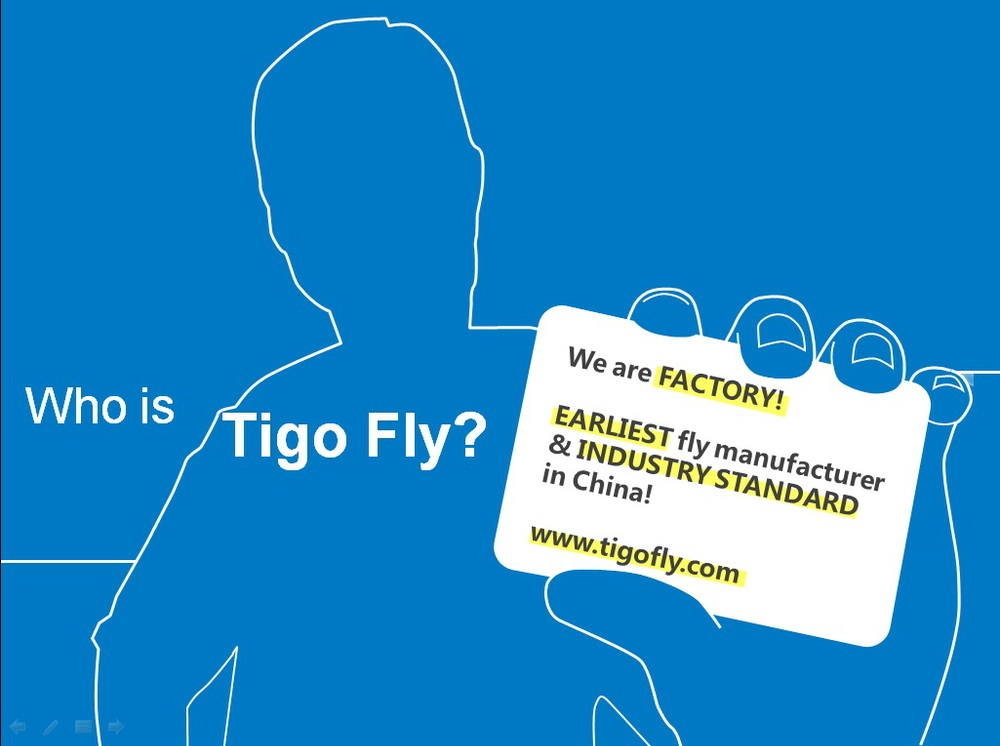 who is tigo fly