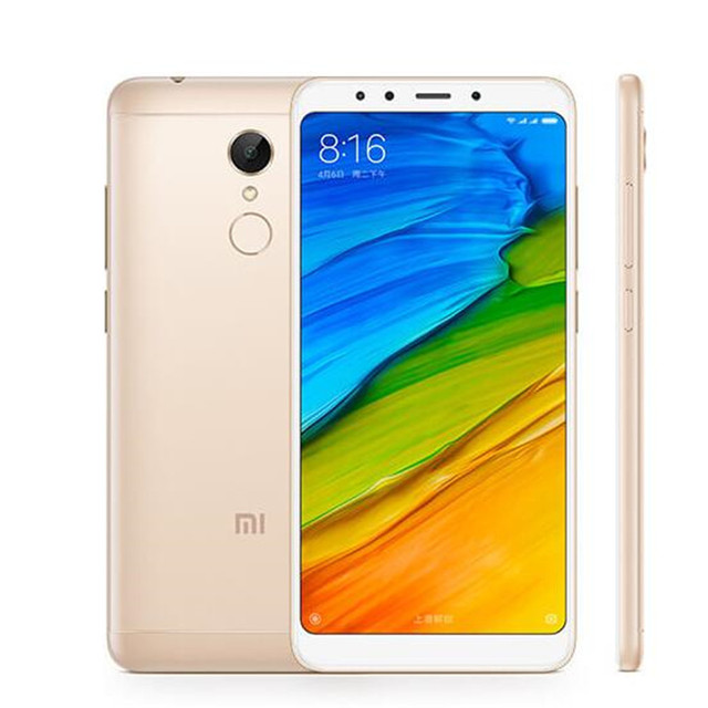 "Presale Original Xiaomi Redmi 5 3GB RAM 32GB ROM 5.7"" 18:9 Full Screen Smartphone Snapdragon 450 Fingerprint ID Redmi5 3300mAh"