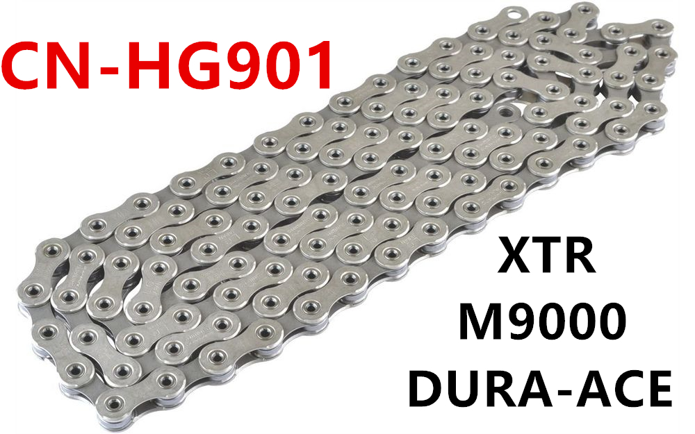 Shimano CN-HG601-11 11 Speed Chain fits 105 5800 Ultegra Dura Ace