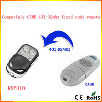 high quality 433.92MHZ copy CAME TOP432NA remote control