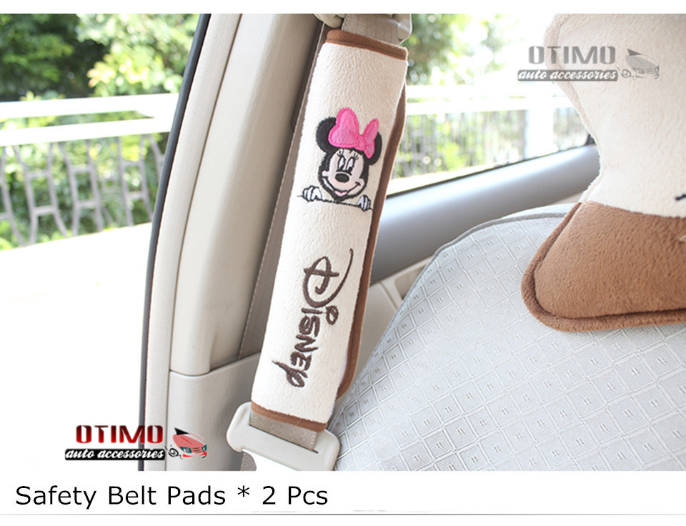 Cute Cartoon Car Steering Wheel Cover Mickey Mouse 4