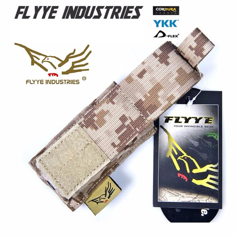 FLYYE MOLLE. 45 pistole Magazin Pouch Military Camping Wandern Modulare Kampf Cordura/tactical pouch/molle tasche Zubehör P001