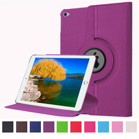 Fashion Casual For Apple IPad Pro 12 9 Case Leather Flip Luxury Tablet 360 Rotating Book