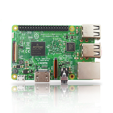 Best price Raspberry Pi 3 Model B Board 1GB LPDDR2 BCM2837 Quad-Core Ras PI3 B,Ras PI 3B,Ras PI 3 B with WiFi&Bluetooth