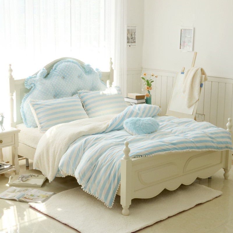 Warm Crystal velvet and berber Fleece <font><b>bedding</b></font>/Cartoon Kawaii <font><b>bedding</b></font> sets bed sheets/duvet cover, 4pcs twin/king/queen size