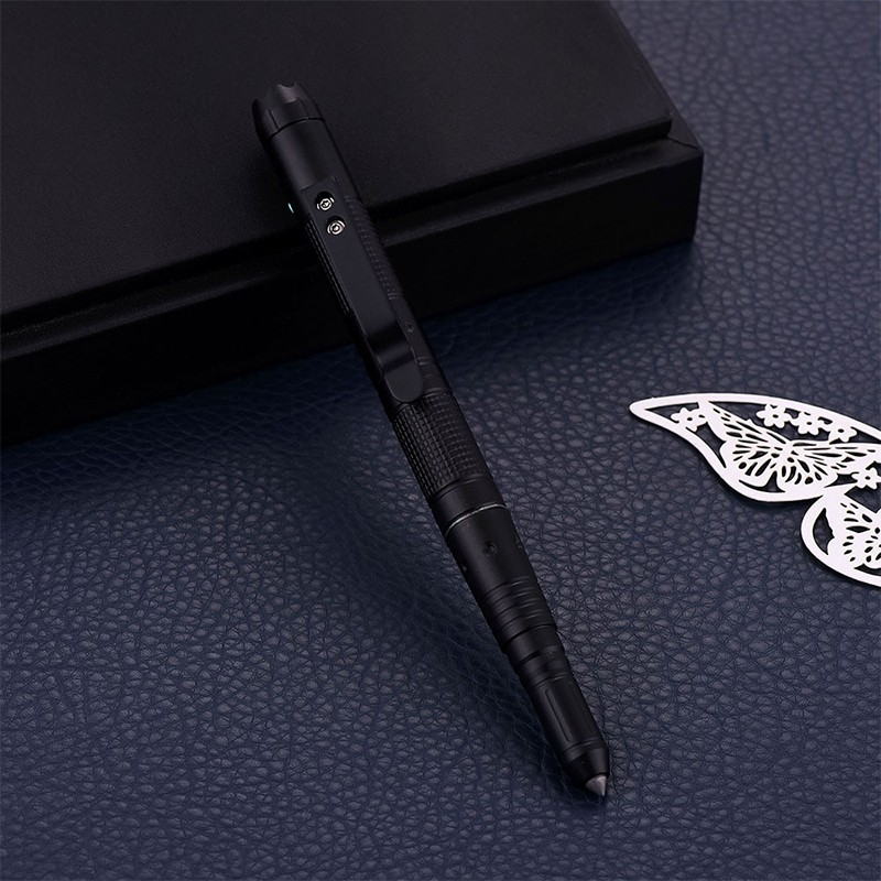 New Portable Tactical Self Defense Supplies Tactical Pen Tool Security Protection Personal Defense Tungsten Steel Anti-skid Pen hot sale tactical pen self defense cooyoo tool tungsten steel anti skid portable lcc77