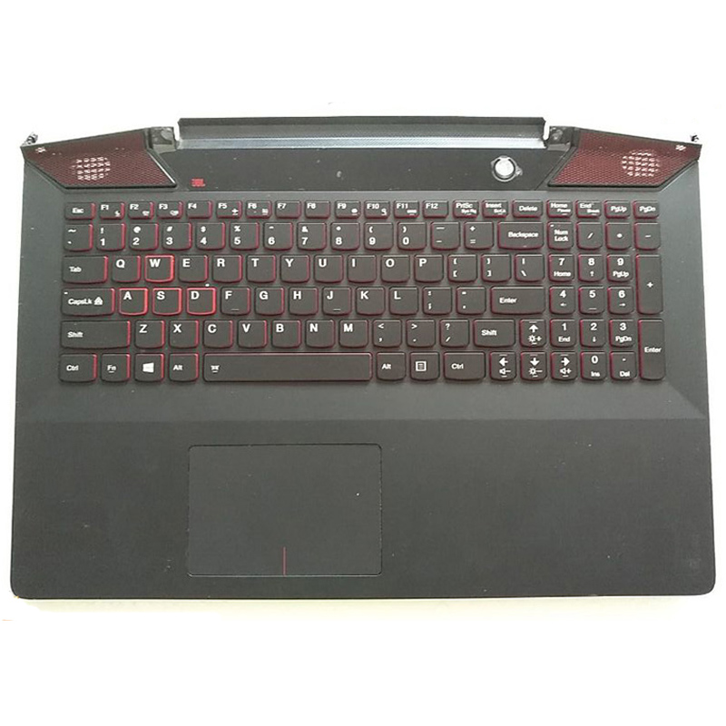 Free Shipping!!! 1PC Original 95%New-New <font><b>Laptop</b></font> touchpad Cover C Palmrest For <font><b>Lenovo</b></font> <font><b>Y700</b></font> -15isk <font><b>Y700</b></font>-15 image