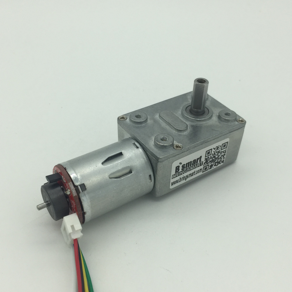 Wholesale jgy 370b 12v dc motor with encoder disk high for High torque high speed dc motor
