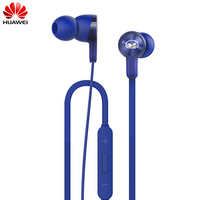 Original Huawei Honor Monster Earphone AM15 With Mic Piston Line Control In Ear Earbud For Huawei