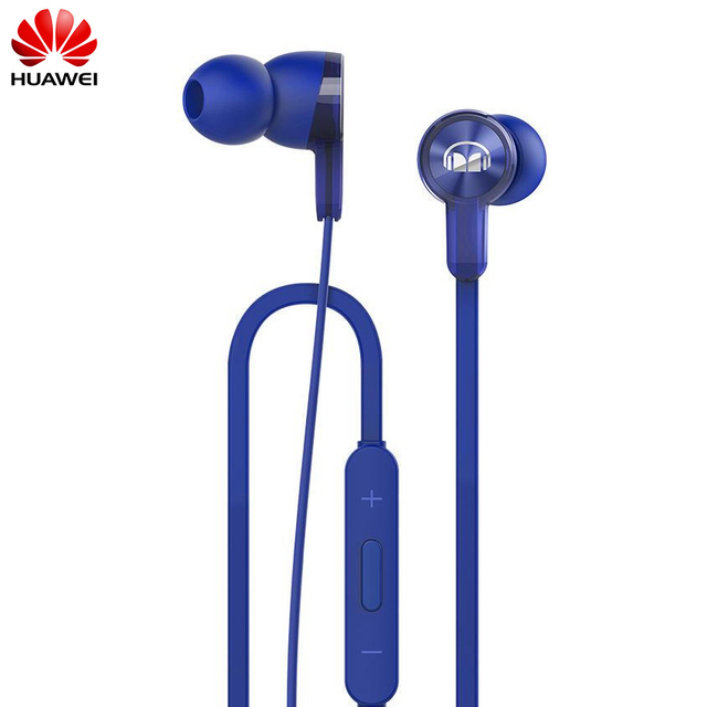 64a2e6b18f1 Original Huawei Honor Monster Earphone AM15 With Mic Piston Line Control  In-Ear Earbud for