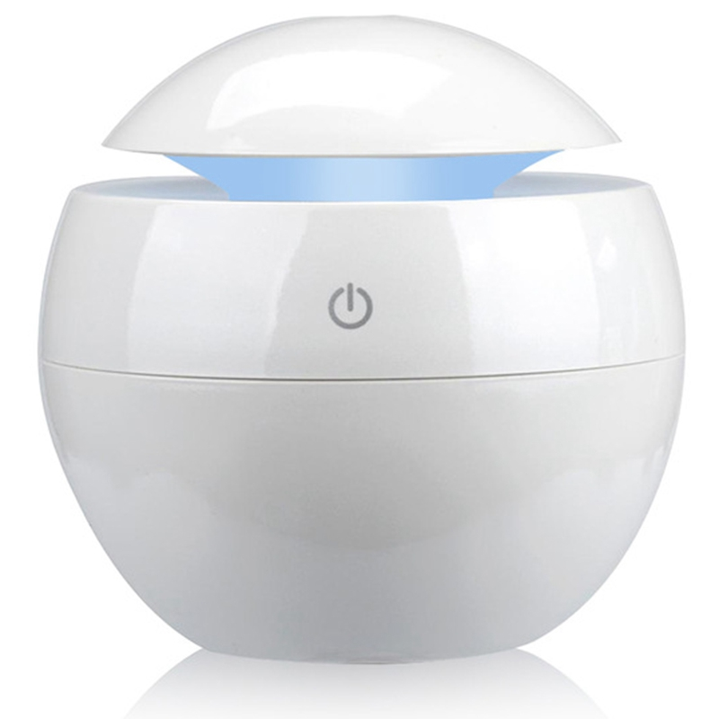 Variable Aromatherapy Essential Oil Diffuser Mini Usb Air Humidifier Portable Ultrasonic Atomizing Humidifier Air Purifier Led