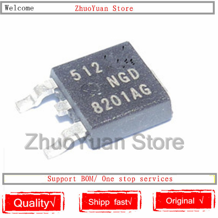 1PCS/lot NGD8201AG NGD8201ANT4G NGD8201AN NGD8201 NGD8201AG 8201 8201AG TO-252 New Original IC Chip