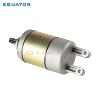 Motorcycle engine parts High Quality Starter Motor Starting motor for YP250 250cc 300cc Linhai Feishen Engine Moped scooter ATV