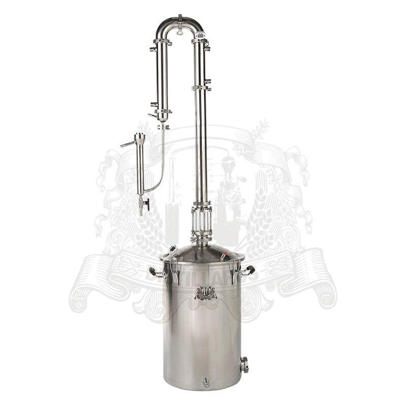 Kit pour la distillation. 55L Réservoir avec 2018 Antonich 2.0