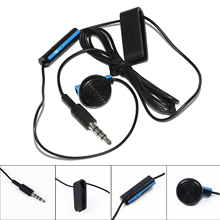 For Sony Playstation 4 PS4 Earbud High Quality Microphone Lightweight Earpiece Hot Selling Brand New