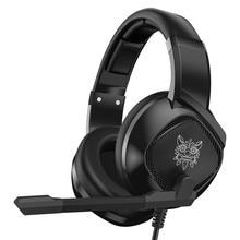 Headset Permainan Headphone Gaming