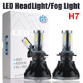 One set Glorious G5 80W 8000LM xenon white 6000K H7 Car LED Headlight car upgrade canbus LED Headlamp Light Bulbs Kit