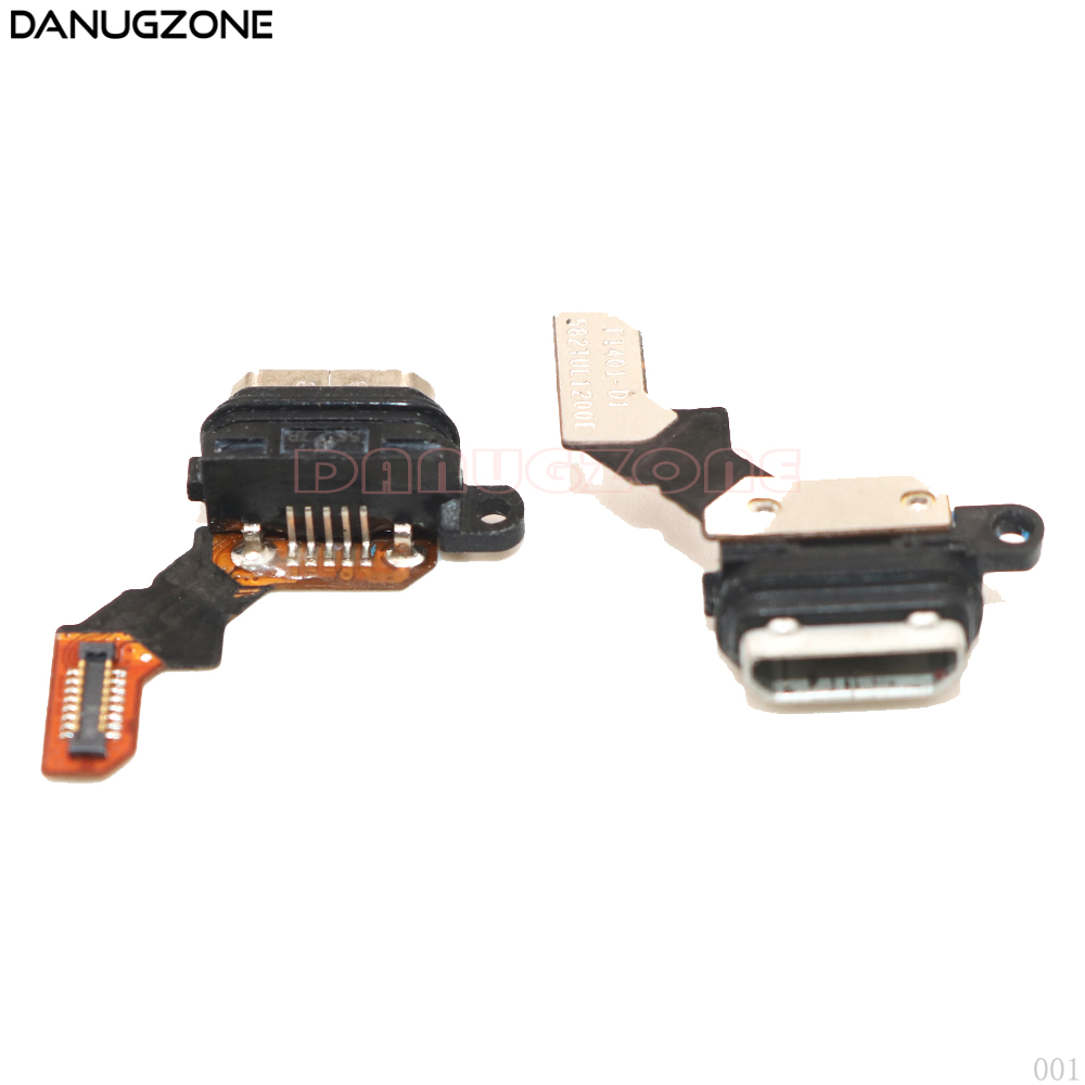 USB Charging Port Connector Charge Dock Socket Jack Plug Flex Cable For Sony Xperia M4 Aqua E2312 E2333 E2303 E2353 E2363 E2306 image