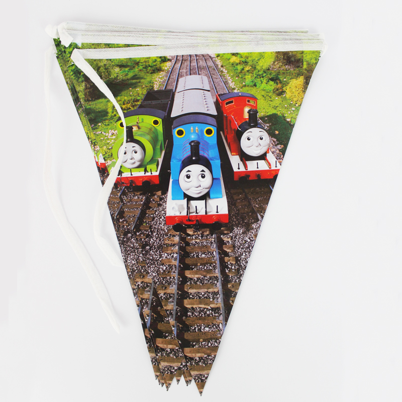 12flags Cartoon Pattern Thomas And His Friends Theme Party Birthday