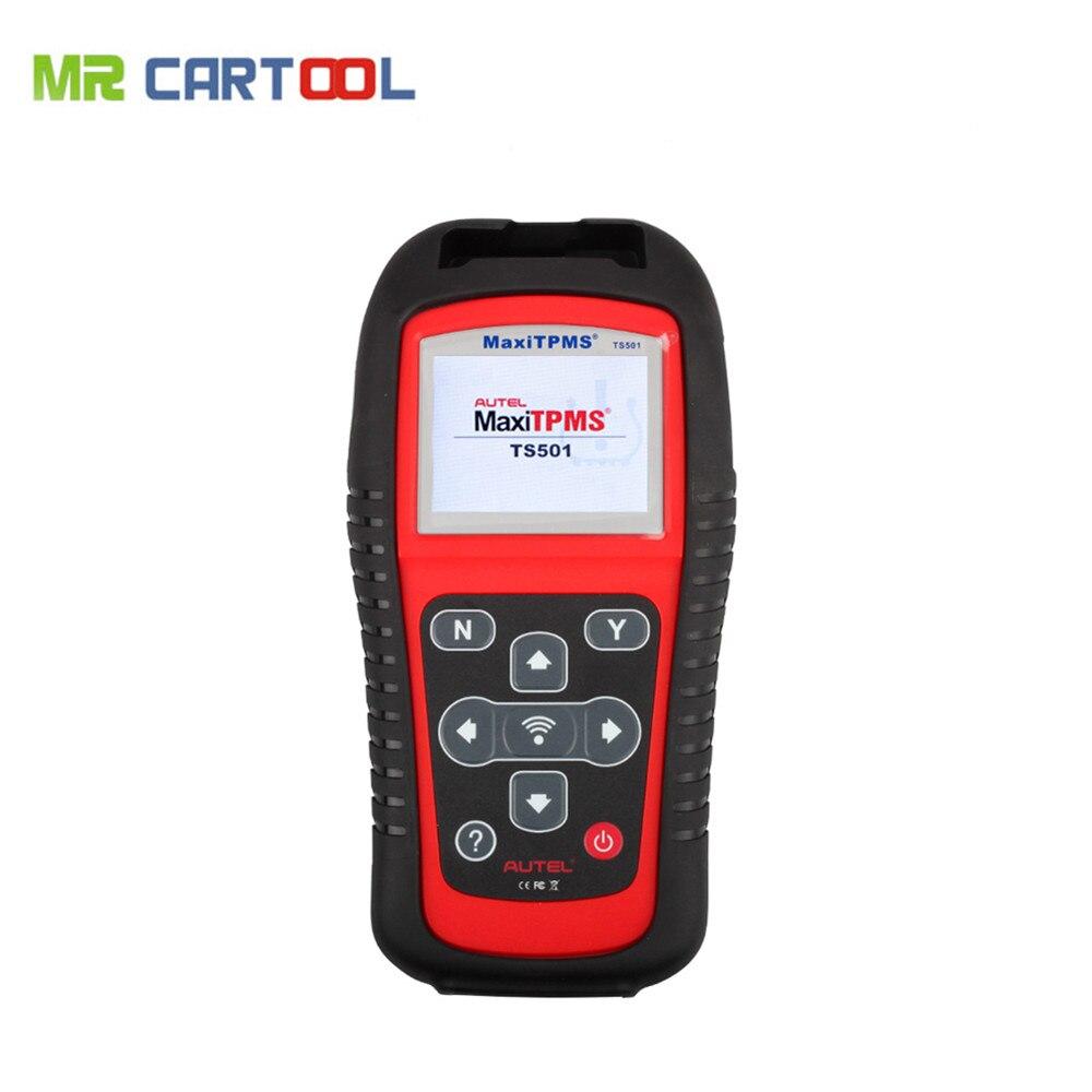 Профессиональный низкая цена Autel MaxiTPMS TS501 TPMS Диагностическое и Service Tool читатель кода Автомобиль инструменты