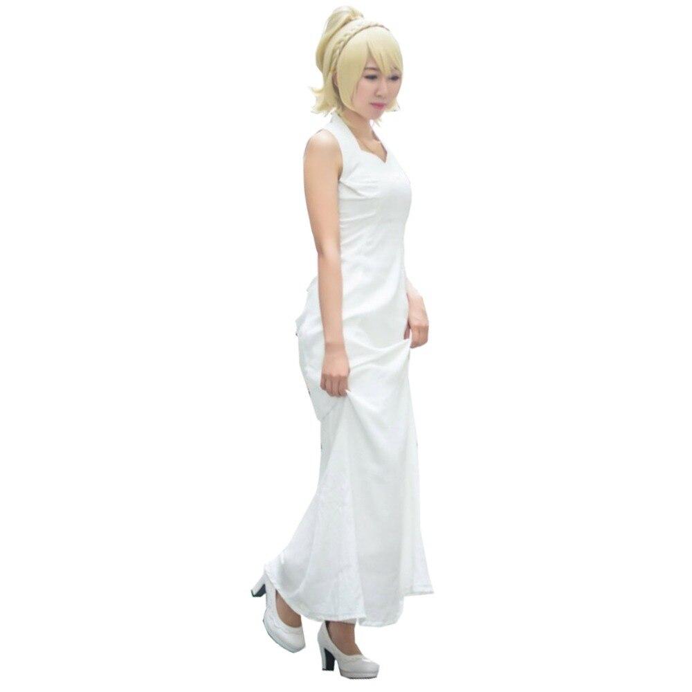 2017 Cheap Price Final Fantasy Lunafreya Nox Fleuret Cosplay Costume