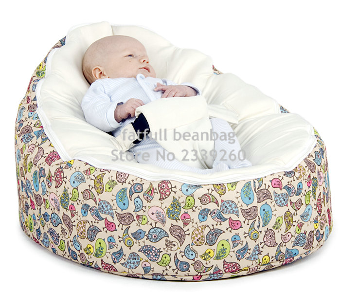 Fine Cover Only No Fillings Heavy Duty Color Polka Dots Bean Bag Sleeping Chair For Your Kids In Living Room Sets From Furniture On Aliexpress Com Andrewgaddart Wooden Chair Designs For Living Room Andrewgaddartcom