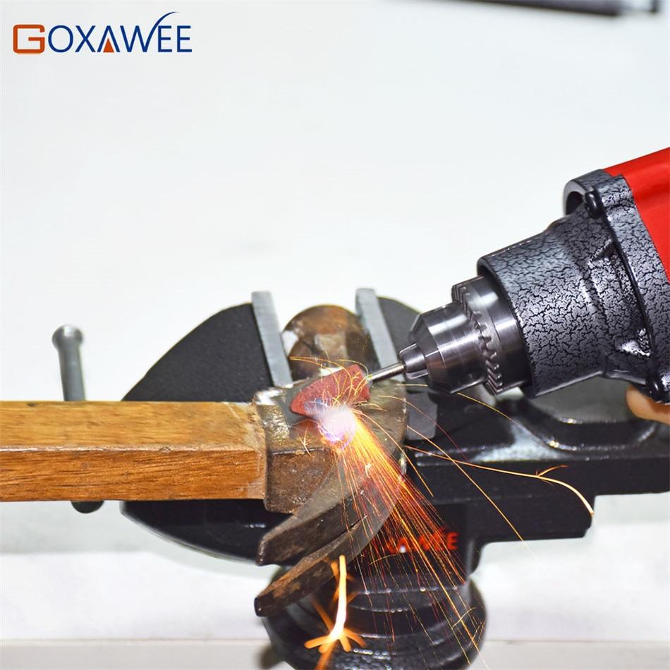GOXAWEE 240W mini elektromos fúró Dremel stílusú - Elektromos kéziszerszámok - Fénykép 4